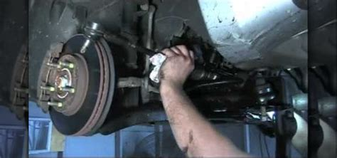 How To Change A Rack And Pinion by Replace Rear Pinion Seal F250 Autos Weblog