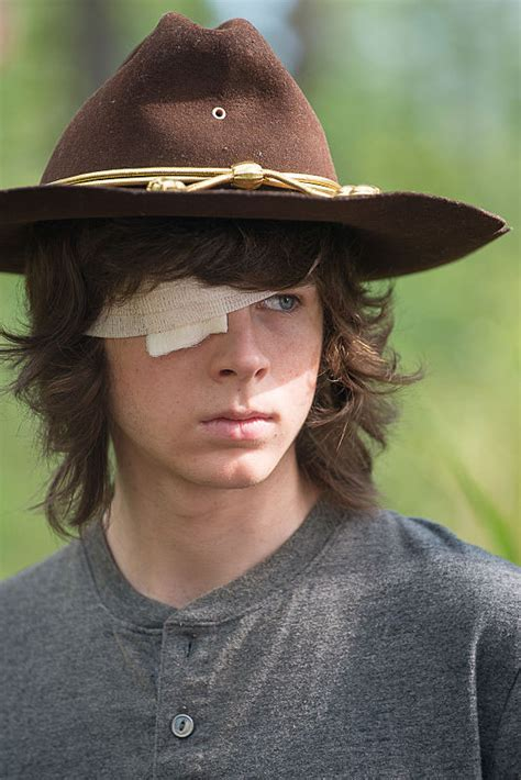 The Walking Dead Carl Grimes Poncho the walking dead carl grimes twd stuff thangs coralstayinthehouse imdoingstufflorithangs