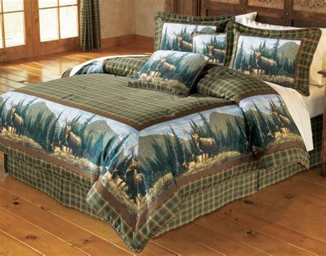 lodge comforter sets cabela s grand river lodge hautman bedding comforter set