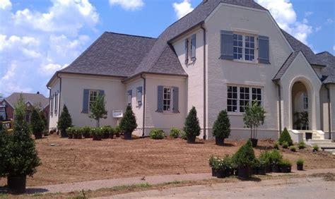 new castle homes in progress for 2012 traditional