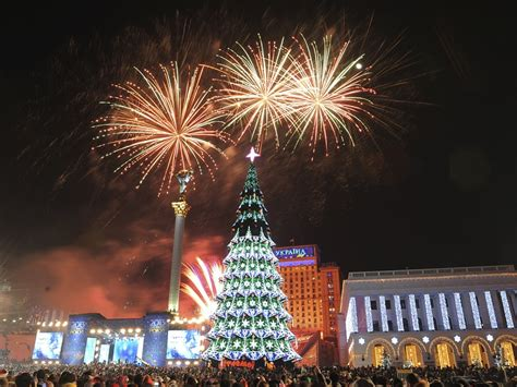 tour packages for a new year 2016 celebration in ukraine