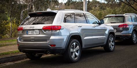 Touareg Jeep 2016 Jeep Grand Limited V Volkswagen Touareg