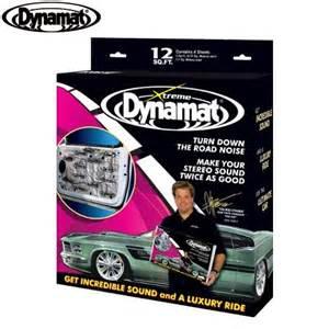 Xtreme Auto Lighting Car Audio Dynamat Xtreme Door Kit 10435 Sound Deadener Car Audio