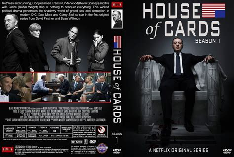 house of cards season 1 house of cards season 1 tv dvd custom covers hoc s1 dvd covers