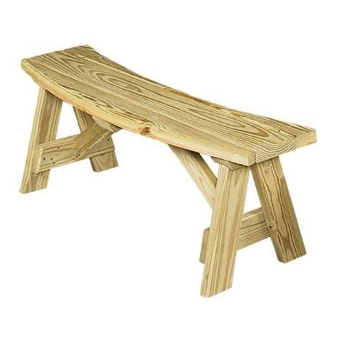 curved timber bench the 25 best curved outdoor benches ideas on pinterest