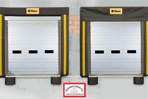 Wagners Garage by St Louis Steel Commercial Garage Doors Industrial Steel