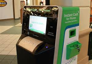 walmart cell phone buyback machine ecoatm kiosks offer instant for electronics the