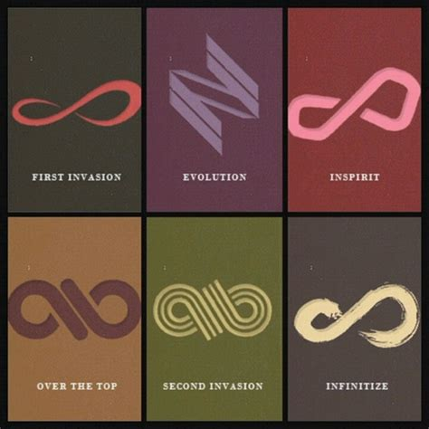 a brief history of infinity 1000 images about logo on typography logo