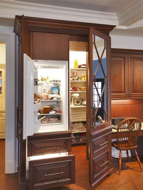 pantry  freezer houzz