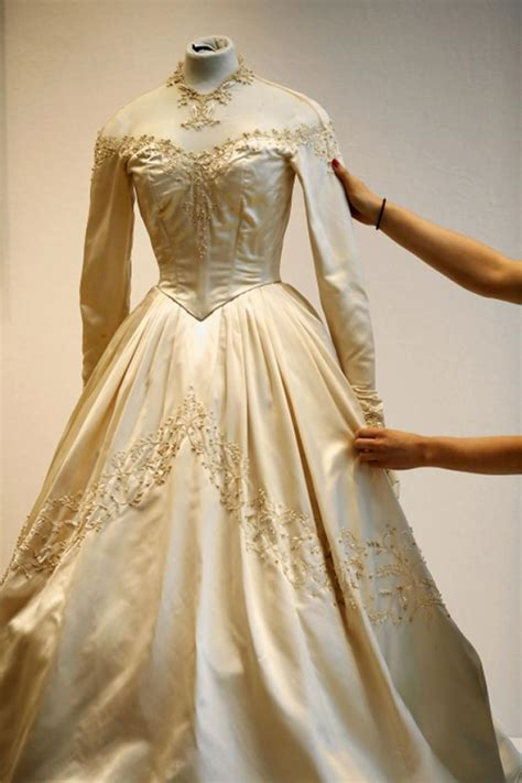Elisabeth Dress elizabeth s wedding gown from marriage up for