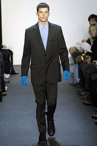 Patrik Rzepski Fallwinter 2007 by Homme Autumn Winter 2007 Menswear Show Report