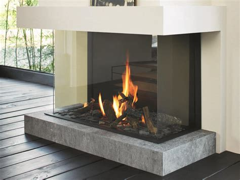 3 Sided Glass Fireplace by St 219 V B 100 H 3 Sided Fireplace Tulp Collection By St 251 V