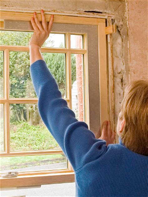 how to install house windows yourself installing an insert replacement window how to replace house windows diy advice