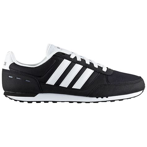 Adidas City Racer Black List White adidas city racer m s shoes sneakers black white new adistar ebay