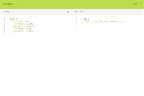 css background shorthand fresh resources for web developers november 2014