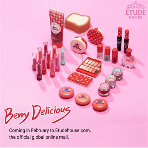 Harga Make Up Etude House Indonesia mdkoko kosmetik korea murah etude house terbaru berry