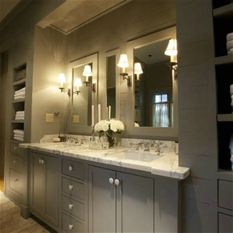 Bathroom Ideas Grey And White Gray Bathroom Vanity Design Ideas