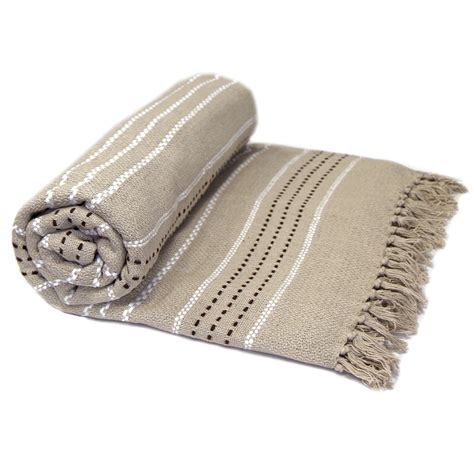 cotton throws for sofas luxury sofa throws 100 cotton luxury thermal woven throw