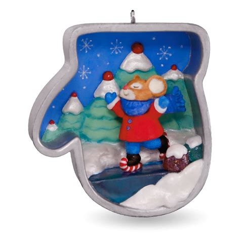 2016 cookie cutter christmas hallmark keepsake ornament