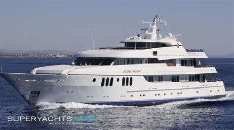 blue moon yacht  feadship motor yacht