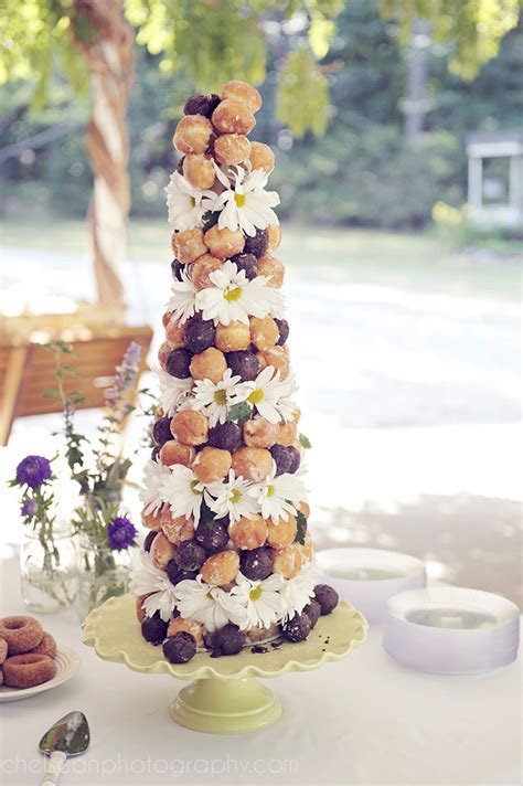 Donut Wedding Cake by Donut Wedding Cake Cakes