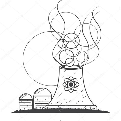 imagenes quimica blanco y negro nuclear power coloring activity coloring pages