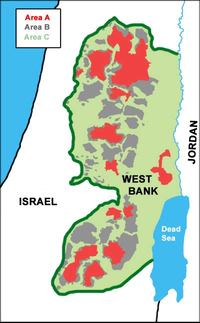 area a west bank eu will push israel to area c news that matters