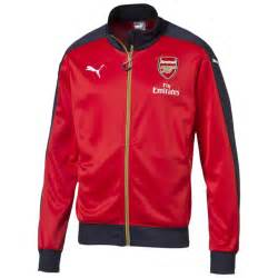 arsenal jacket arsenal 15 16 stadium jacket