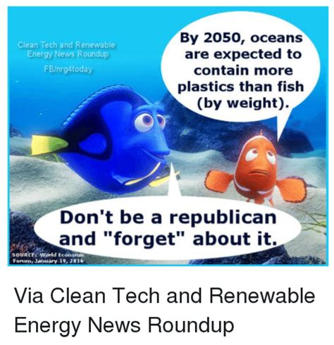 News Forget About It by By 2050 Oceans Clean Tech And Renewable Are Expected To