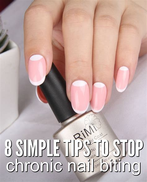 7 Tips To Stop Biting Your Nails by Stop Biting Your Nails Fast With These Simple Tips The