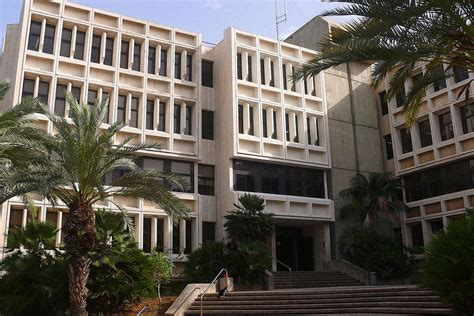 Tel Aviv International Mba by Cooperation With Israel About Freie Universit 228 T Berlin