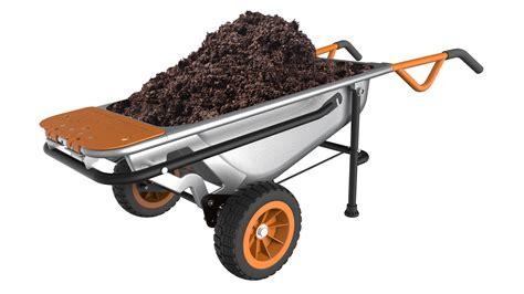 worx aerocart handles  jobs    carts