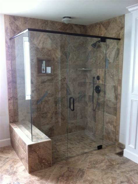 Pin By Alluring Glass On For The Home Pinterest Barrier Free Shower Doors