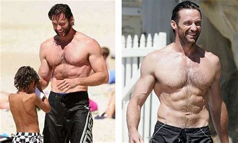 how much can hugh jackman bench how to build body like hugh jackman by munfitnessblog com