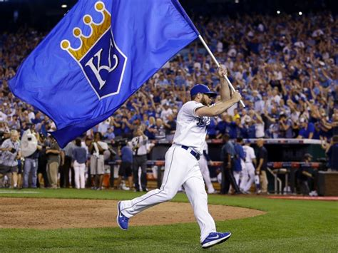 the royals home opener added ibeacon technology