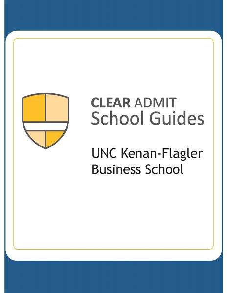 Notable Alums Of Kenan Flagler Mba Program by School Guide Kenan Flagler Business School