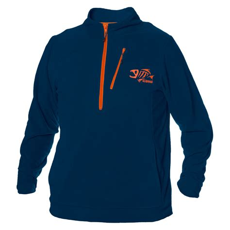 Hoodie Zipper Sweater Macing Gloomis Exlusiv g loomis skeleton fish logo stormcast 1 4 zip water resistant fleece pullover ebay
