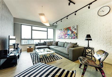 home decor ideas singapore waiting for your hdb bto flat try transitional housing