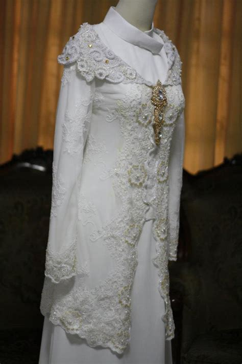 gaun pengantin putih gaun muslim modern auto design tech