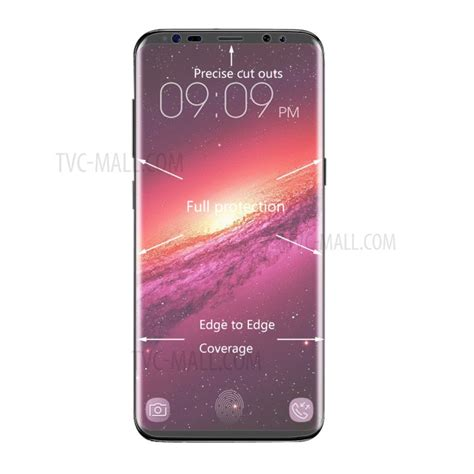 Screen Guard Samsung Galaxy S9 Plus Back Anti Gores Bagian Belakang hat prince soft pet curved screen protector back