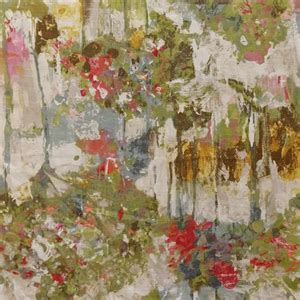 watercolor upholstery fabric camden pastel watercolor abstract floral drapery fabric