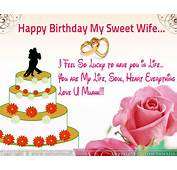 Happy Birthday My Sweet Wife Pictures Photos And Images