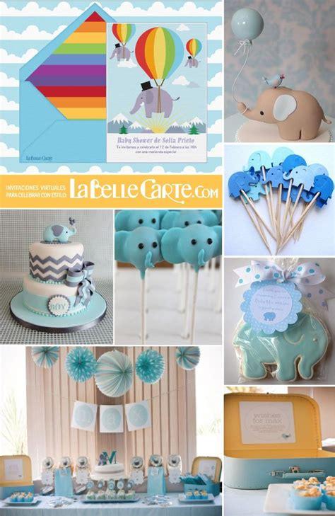6 ideas para un bautizo 218 nico invitaciones para baby shower e ideas para decorar un baby shower de elefantes bautizo