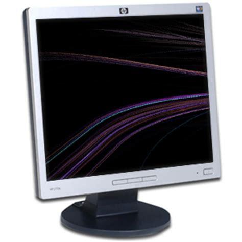 Monitor Lcd 300 Ribuan hp l1706 17 lcd monitor 8ms 500 1 sxga 1280x1024 silver black d sub 300 cd m 178 eco