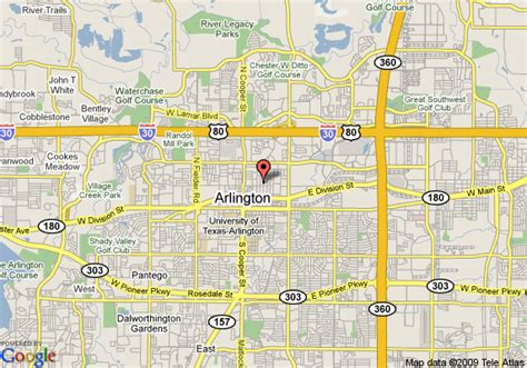 map arlington texas the sanford house inn spa arlington deals see hotel photos attractions near the sanford