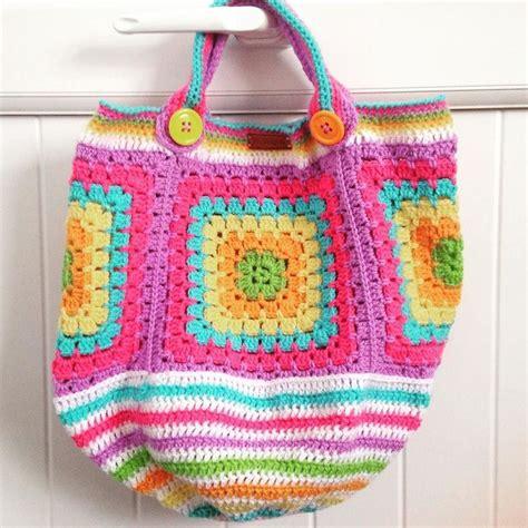 crochet overnight bag pattern 1496 best images about crochet bags on pinterest crochet
