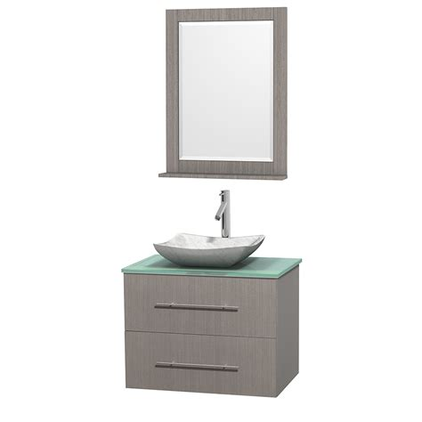centra 24 in single vanity in white with solid surfacetop wyndham collection wcvw00930sgogggs3m24 centra 30 inch