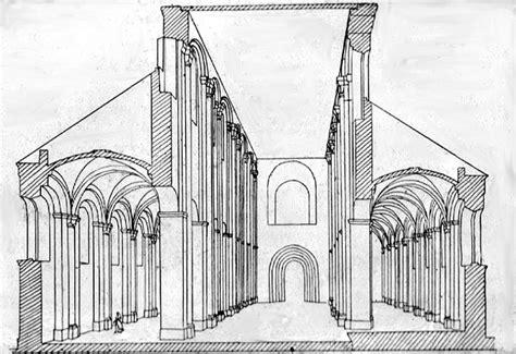 Notre Dame Paris Floor Plan by Gothic Architecture
