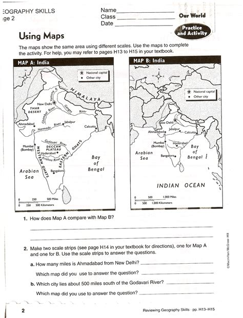 map activity worksheets reading a map worksheet opossumsoft