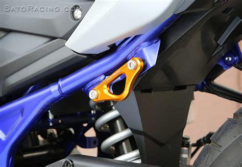Knalpot Prospeed Black Series Yamaha Mt25 Exhaust Mt25 Prospeed sato racing racing hook yamaha yzf r3 r25 mt 03 mt25 15